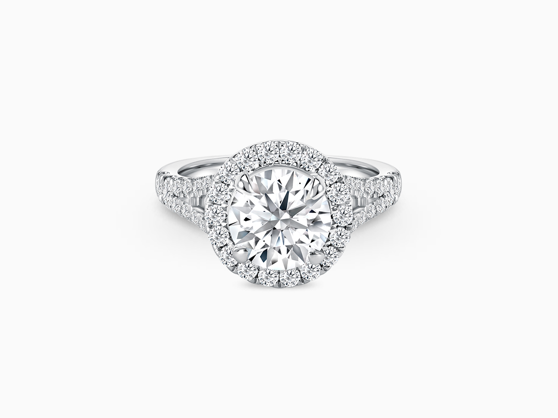 Star Carat Resplendent Diamond Ring