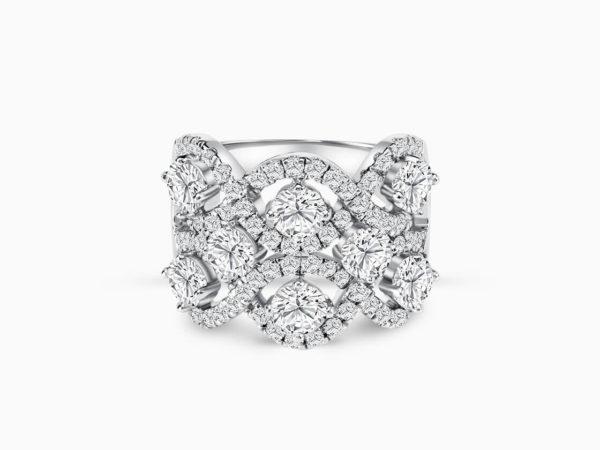 singapore 1 carat diamond ring