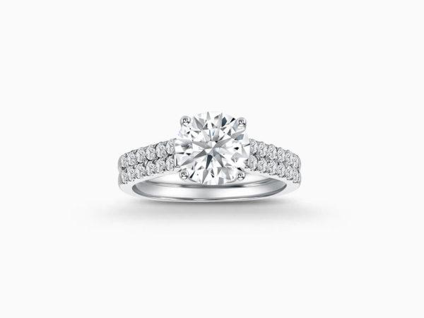 singapore classic diamond ring