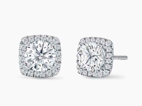 singapore diamond earring