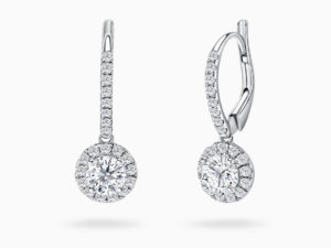 singapore diamond earrings