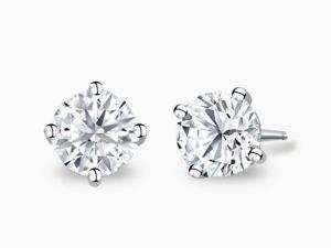 singapore earring diamond