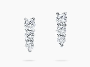 Classic Diamond Ring, Diamond Necklace