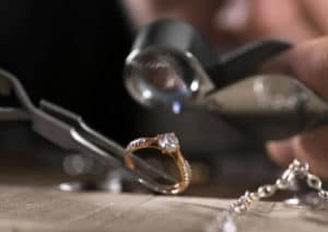Diamond Earring, HPHT Diamond Machine