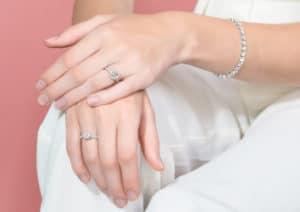 Diamond Necklace Singapore, Diamond Earrings Singapore