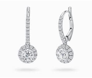 Diamond Ring, Diamond Earrings