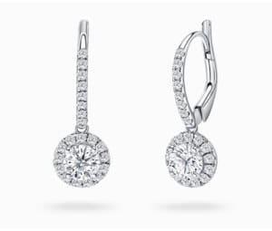 Diamond Ring, Diamond Earrings