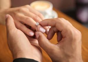 Diamond Ring, Diamond Ring Singapore