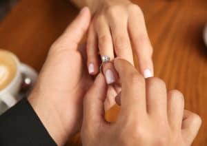 Proposal Ring Singapore, Diamond Proposal Ring