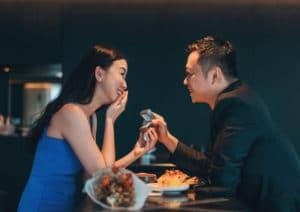 Proposal Ring, Diamond Proposal Ring Singapore