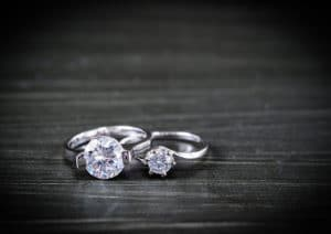 Diamonds as a promise of forever